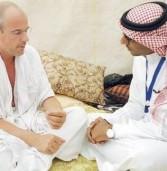 Realizatorul filmului Fitna se afla la Medina