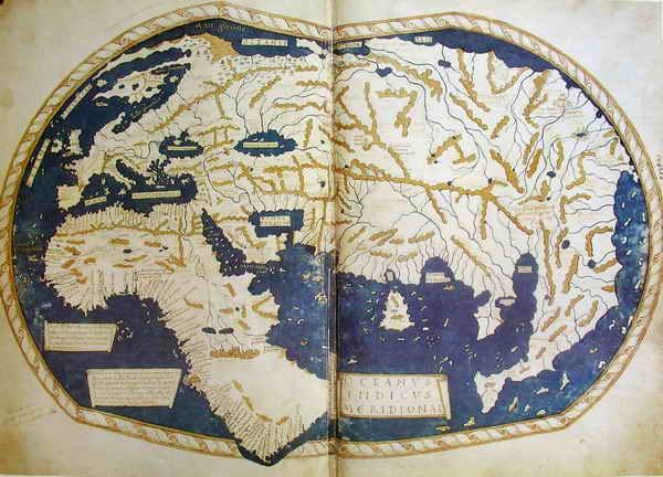 Al-Khawarizmi și geografia