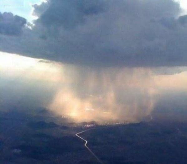 Formarea norilor și căderea ploii