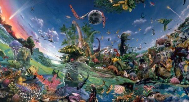 Perioada cambriana – alte ciudatenii