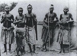 Ota Benga: africanul din cuşcă
