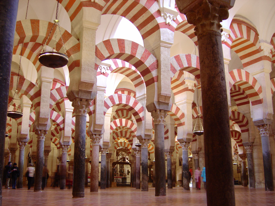 Imperiul islamic din Andaluzia