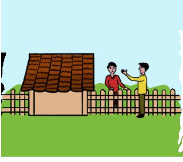 Relatia cu un vecin